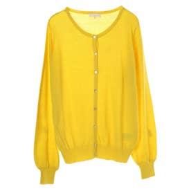 ガンガンカーディガン(レンチング-EV) (Yellow)