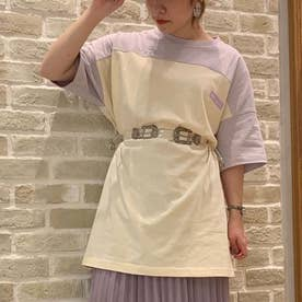 ellesse×earthチュニックTシャツ (Ivory)