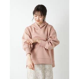もちぽわパーカー (Pink)
