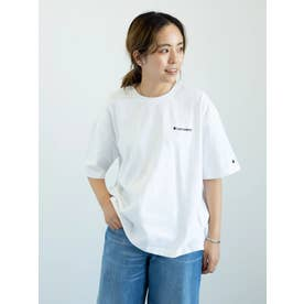【WEB限定】CONVERSE 刺繍Tシャツ (オフホワイト)