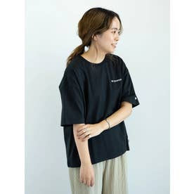 【WEB限定】CONVERSE 刺繍Tシャツ (ブラック)