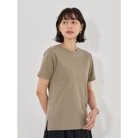 スムースボックスTシャツ (Gray Beige)
