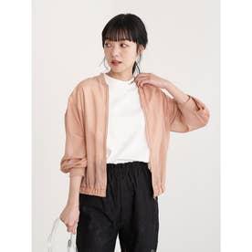 シアーブルゾン (Pink Beige)