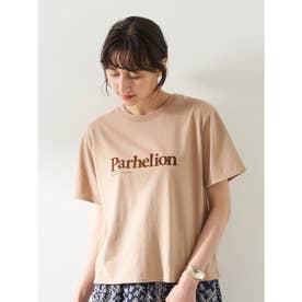 【WEB限定】ParhelionプリントTシャツ (ベージュ)
