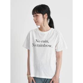 No rainTシャツ (Off White)