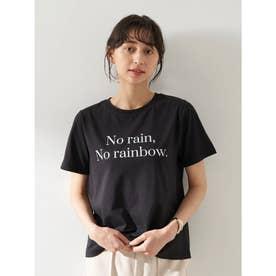 No rainTシャツ (Black)