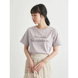 No rainTシャツ (Lavender)
