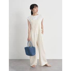 サロペット+Tシャツ SET (Ivory)