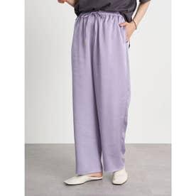 シャイニーサテンパンツ (Purple)