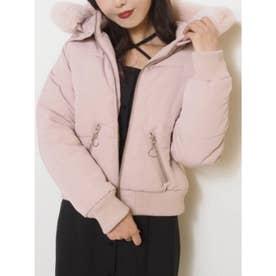 ハーネス付きショートジャケット(ピンク)