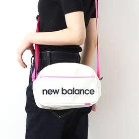 newbalance x earth エナメルポーチ (White)
