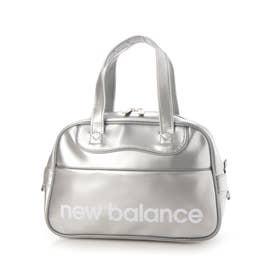 newbalance x earth エナメルボストン (Silver)