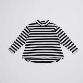 KIDS BORTSPRUNGT ボーダーTシャツ (Black)