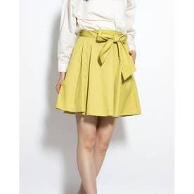 スキスカミニスカート (Yellow)