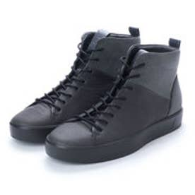Mens Soft 8 High Top II (MAGNET/BLACK/MAGNET)