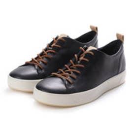 Mens SOFT 8 LX Sneaker (BLACK/POWDER)