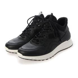 ST.1 M Ankle Boot (BLACK/BLACK)