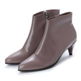 Shape 45 Kitten Heel Boot (DEEP TAUPE)