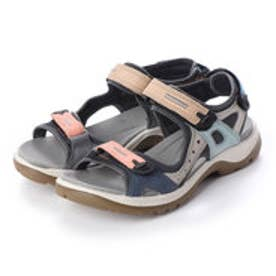 Womens OFFROAD Flat Sandal (MULTICOLOR)