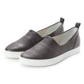 GILLIAN Slip-on (BLACK STONE METALLIC)