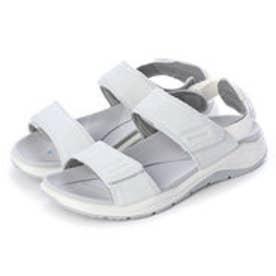Womens X-TRINSIC Flat Sandal (WHITE)