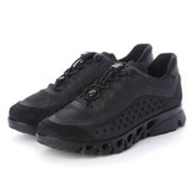 Womens MULTI-VENT Outdoor Shoe (BLACK/BLACK)