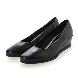 SHAPE 45 WEDGE Loafer (BLACK)