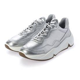 CHUNKY SNEAKER W Sneaker (ALUSILVER/CONCRETE)