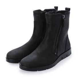 BELLA Ankle Boot (BLACK/BLACK)