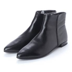 Shape Pointy Boot (BLACK/BLACK)