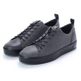 Womens Soft 8 Sneaker (BLACK)