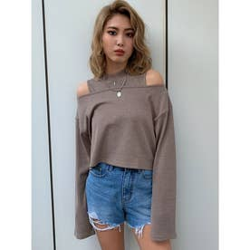 4WAYセットTOP (BROWN)