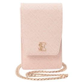 ES Monogram Square Bag (PINK)