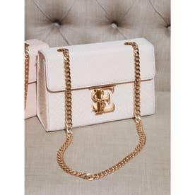 ES Monogram Chain Bag (IVORY)