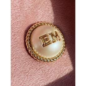EM pearlイヤリング BOX入り (GOLD)