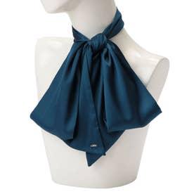 Satin Ribbon Tie (BLUE)