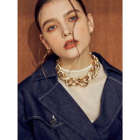 Chunky Chain Necklace (GOLD)