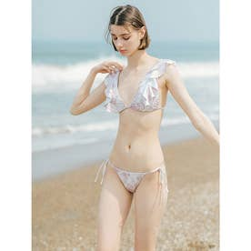 Side ribbon bottom (PINK)【返品不可商品】