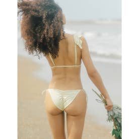 Side ribbon bottom (YELLOW)【返品不可商品】