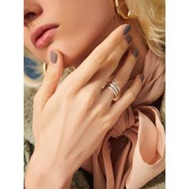 eimy jewelry ランダムリング SILVER (SILVER)