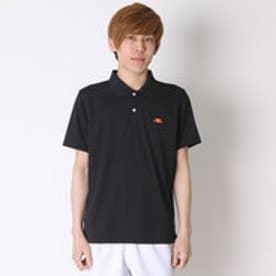 テニス用ポロシャツ ポロシャツ EM06112 ブラック  (ブラック)