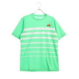 テニス 半袖 Tシャツ SSプラクティスボーダークルー EM08105