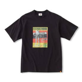S/S Collage Tee (BLACK)