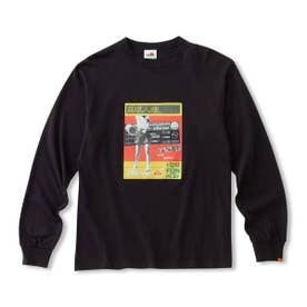L/S Collage Tee (BLACK)