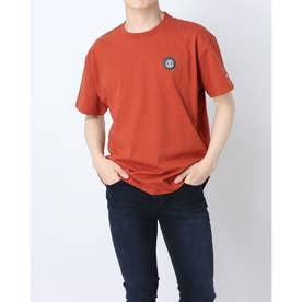 ELEMENT/半袖Tシャツ BB021-283 (ブラウン)