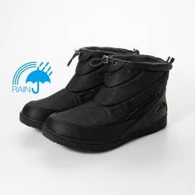 【撥水仕様】 冬の時期にピッタリ!防滑スノーブーツ ESP12542 (ブラック)