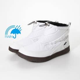 【撥水仕様】 冬の時期にピッタリ!防滑スノーブーツ ESP12542 (ホワイト)