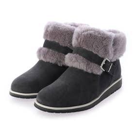 Oxley Fur Cuff (Dark Grey)