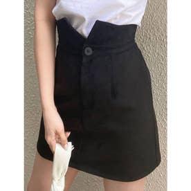 ハイマークミニスカート(ブラック)