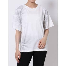 オーバールーズTシャツ(ホワイト)